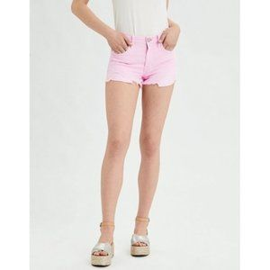 SALE American Eagle Size 6 Pink Shorts